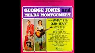 We Must Have Been Out Of Our Minds , George Jones & Melba Montgomery , 1963 Vinyl
