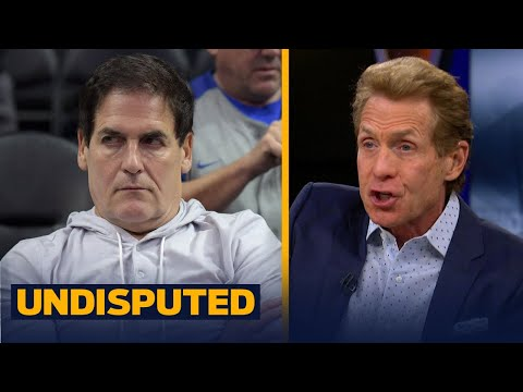 Skip, Shannon and Joy on Mark Cuban's comments after being fined by the NBA | UNDISPUTED