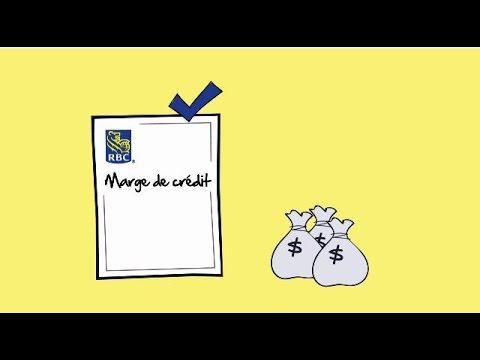 QU'EST-CE QU'UNE MARGE DE CRÉDIT ?