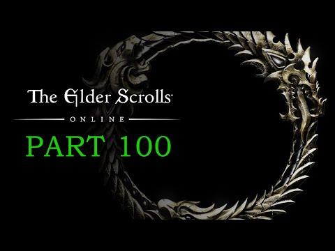 The Elder Scrolls Online Gameplay Part 100 - Through A Veil Darkly - TESO Let's Play Series