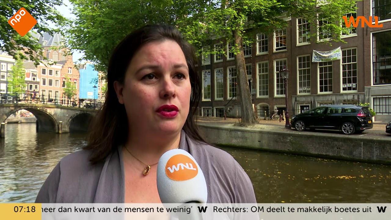 Annabel Nanninga sloopt het NOS Journaal in De Slimste