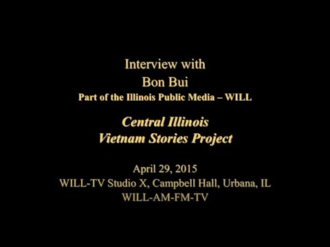 An Interview with Bon Bui