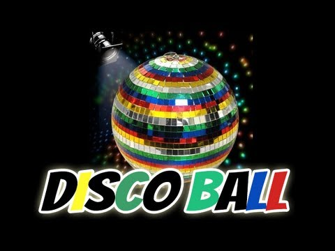 Automatic Rotating Mirror Disco Ball Review   Cheap Disco Balls On Sale