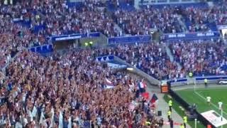 OL vs Bordeaux - Tifo et Ambiance (le 19/08/2017)
