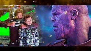 Los Mejores Secretos Tras Camaras en InfinityWar!