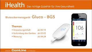 iHealth BG5 Glucose Meter Kit (Wireless)