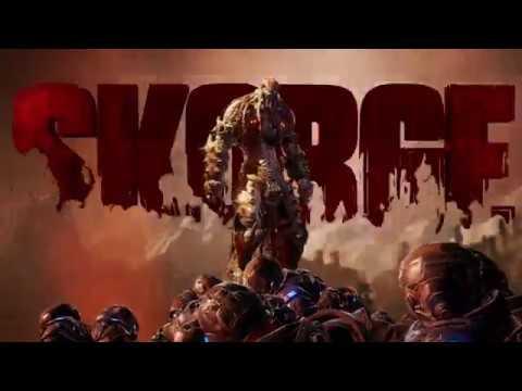 Gears of War 4 Official Trailer - Skorge