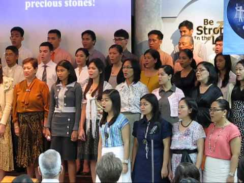 Gold Silver and Precious Stones - Berean Bible Baptist Choir