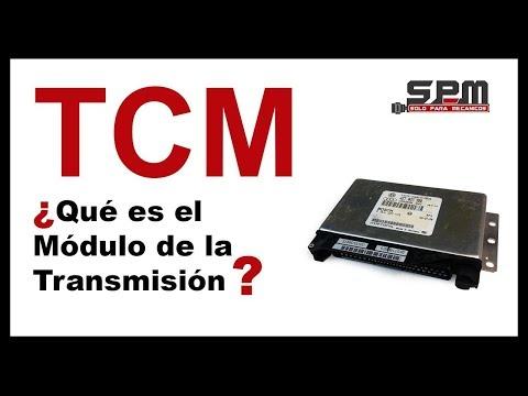 ✅¿Qué Es El Módulo De Control De La Transmisión O TCM?💻