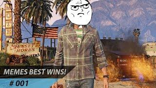 GTA V - Memes Best Wins #1