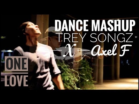 "Dance Mashup | ""One Love"" (Trey SongZ) & ""Beverly Hills Cop""  (Axel F) *remix*"