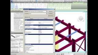 Revit - спецификация металлопроката
