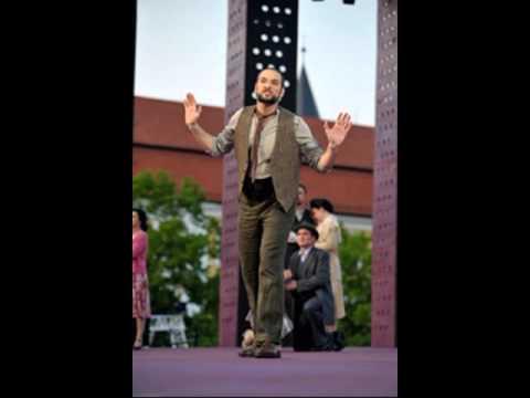 Drew Sarich - Walzer für Eva und Che (Musical Evita)