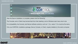 CORTROL Series 102.2 - Installation and Initialization
