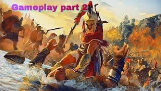An eye for a Eye- Assassins Creed Odyssey- part 2