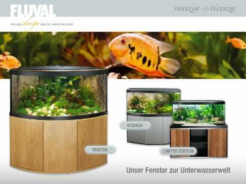 FLUVAL Designer Aquarien - Vicenza und Venezia