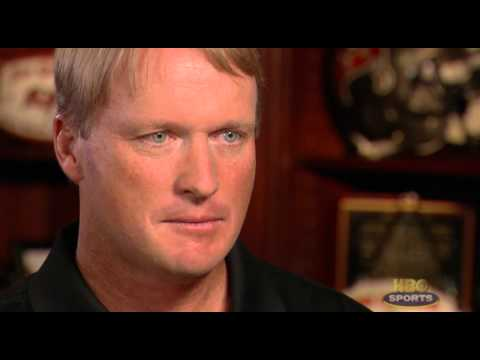 ESPN Analyst Jon Gruden Talks Football: Real Sports August 2012