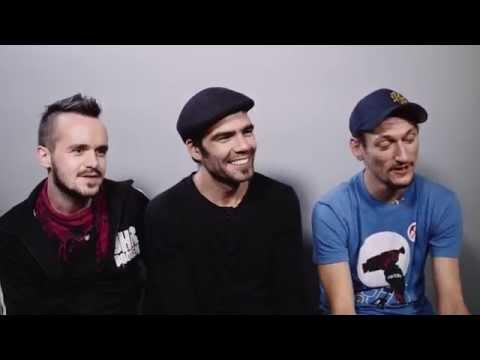 Die Räuber - REMIXED - Das Hörspiel – Behind-the-Scenes Interviews