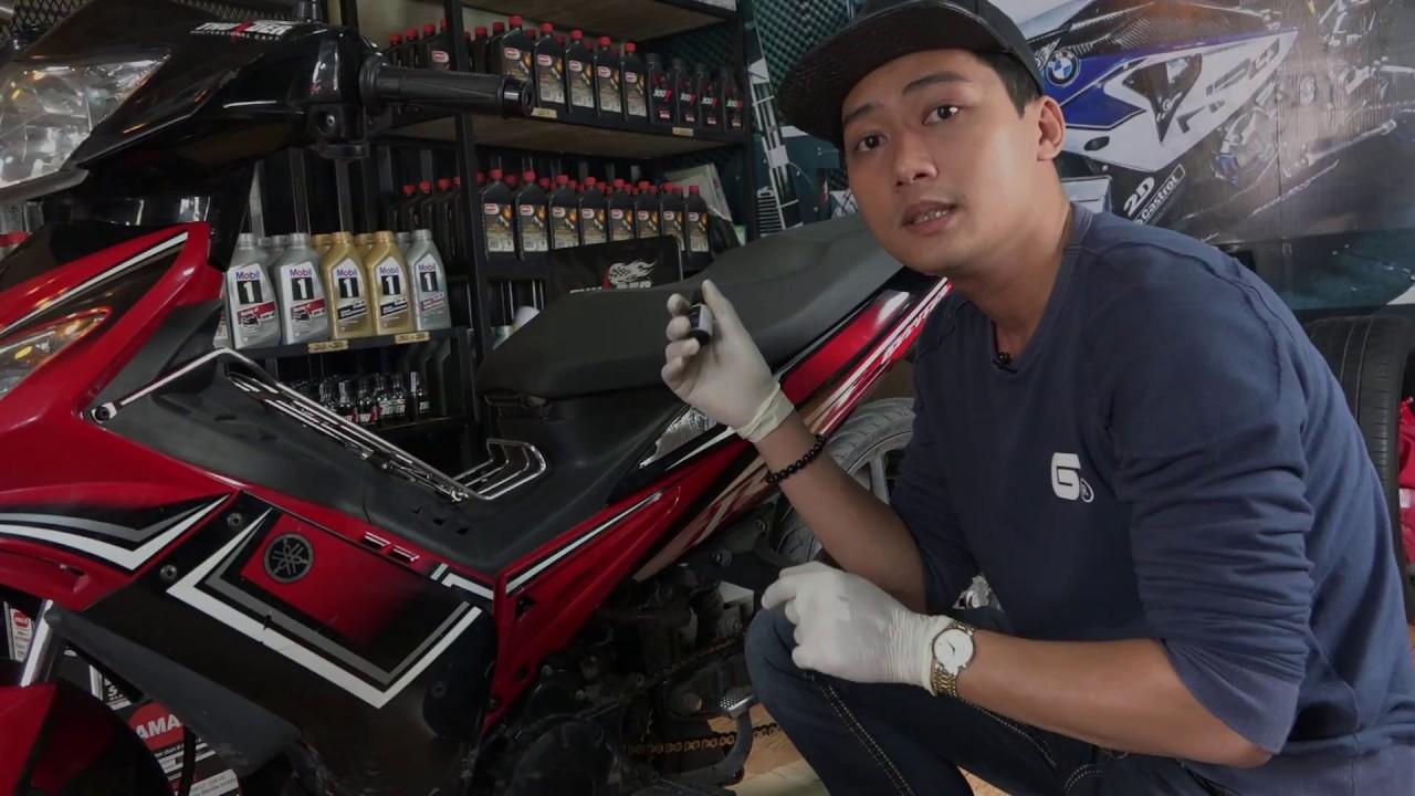 Xe.Tinhte.vn -  Hướng dẫn vệ sinh và bảo vệ phần nhựa nhám trên xe máy
