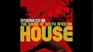 A-Zee - Aziátic South African House Saturday Mix Vol. 1 (Local is Lekker)
