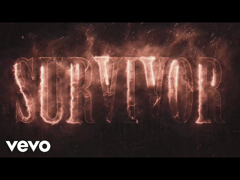 Zach Williams - Survivor (Lyric Video)