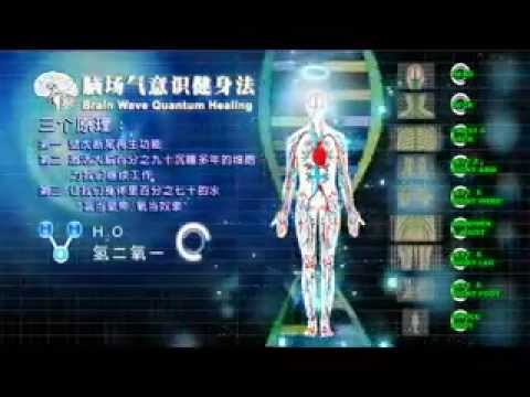Brain Wave Quantum Healing Therapy Music - English Version