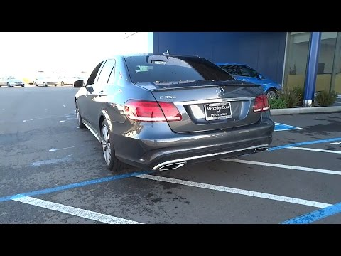 2015 Mercedes-Benz E-Class Pleasanton, Walnut Creek, Fremont, San Jose, Livermore, CA 29013
