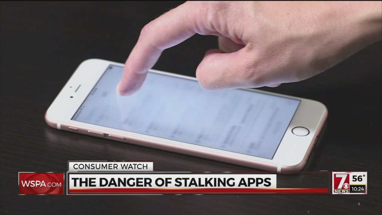 Stalking apps could be on your phone without you knowing it
