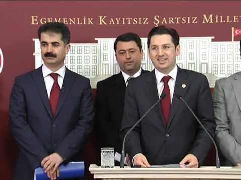 CHP Bursa Mv. Aykan Erdemir: Alevi STK'larının Eşitlik Projesi TBMM'de