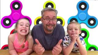 Wacky Wednesday 102 - Fidget Spinners