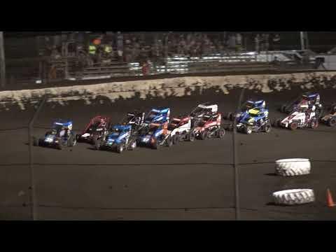 Fairbury American Legion Speedway Powri A Main Part One  8-15-19