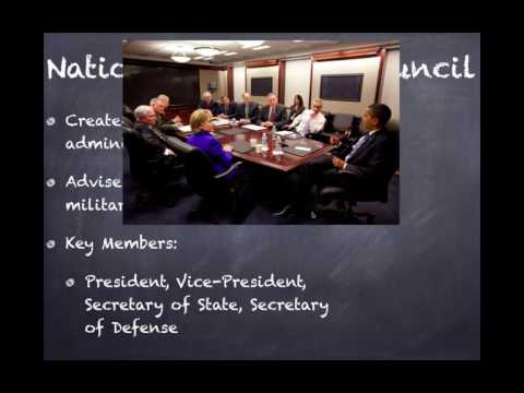 Gov Review Video #30: The Executive Office