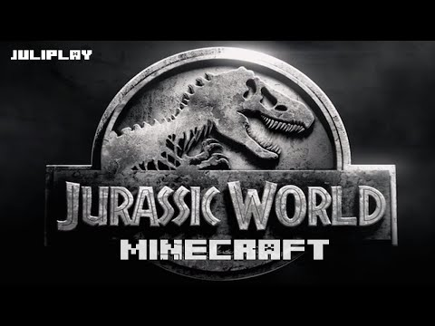 Jurassic World 2 – Mundo Jurásico / En minecraft, trailer oficial en español HD