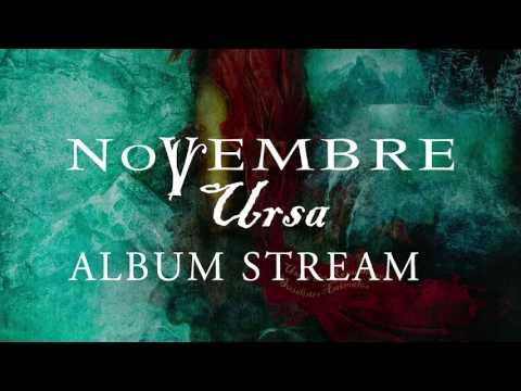 Novembre - URSA (ALBUM STREAM)
