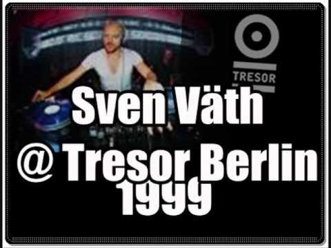 Sven Väth @ Tresor Berlin 1999