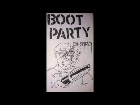 Boot Party - Head Of The CIA