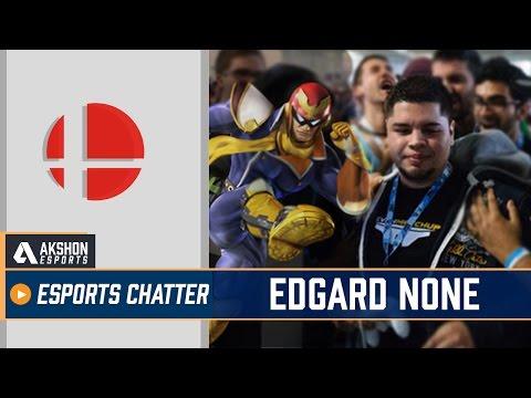 "Edgard ""n0ne"" Sheleby - Pro Melee Captain Falcon | SSBM Esports Interview"