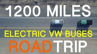 1200 Miles on 2 RECYCLED TESLA BATTERY PACKS - Vlog 6