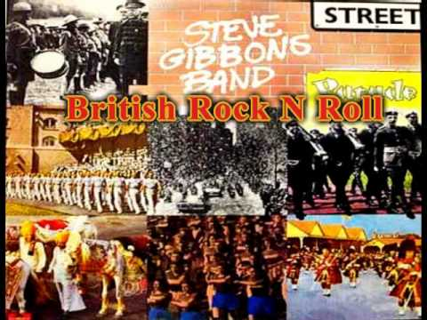 Steve Gibbons Band - British Rock Roll