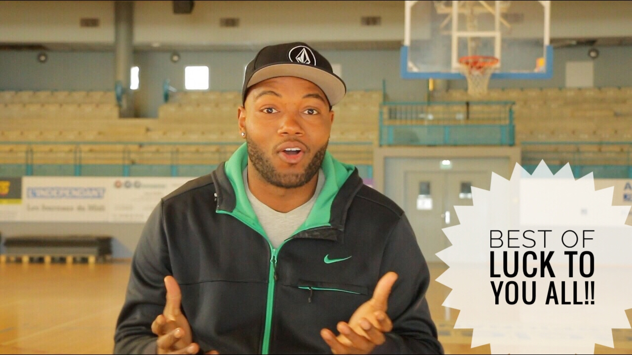 How to become a Professional Basketball Player/ Athlete Overseas - YouTube