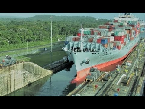 Panama, The Panama Canal