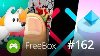 Nejlepší hry zdarma: FreeBox #162