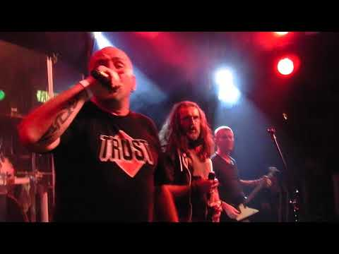 Trust Antisocial By LGG and Thierry Pacific Rock Live 2018