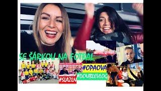 SE ŠÁRKOU NA FOTBAL: Slezské derby & SK Slavia Praha - FC Fastav Zlín