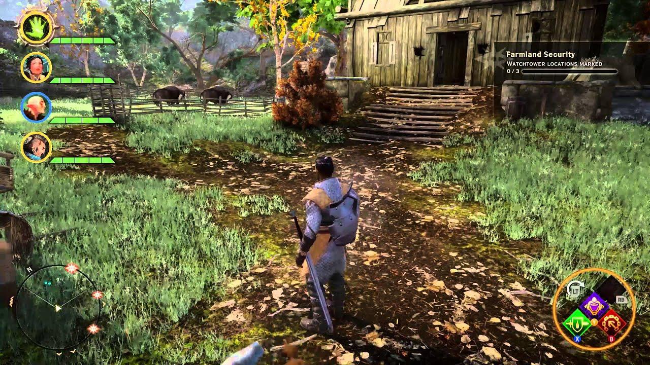 dragon age inquisition gameplay ile ilgili görsel sonucu