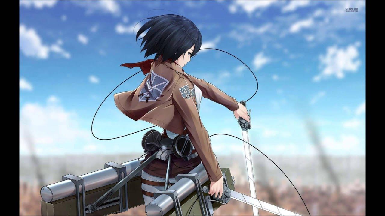 Anime Wallpaper Bad Girls Epic Top 5 Attack On Titan Shingeki No Kyojin Soundtrack