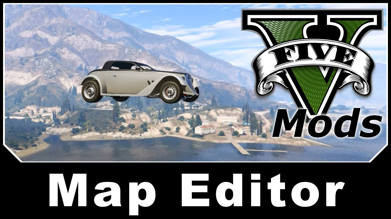 Map Editor v2 1 | GTA 5 Mods & Scripts