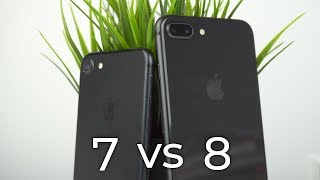 iPhone 7 vs iPhone 8 - which should you buy? (2019 Comparison)