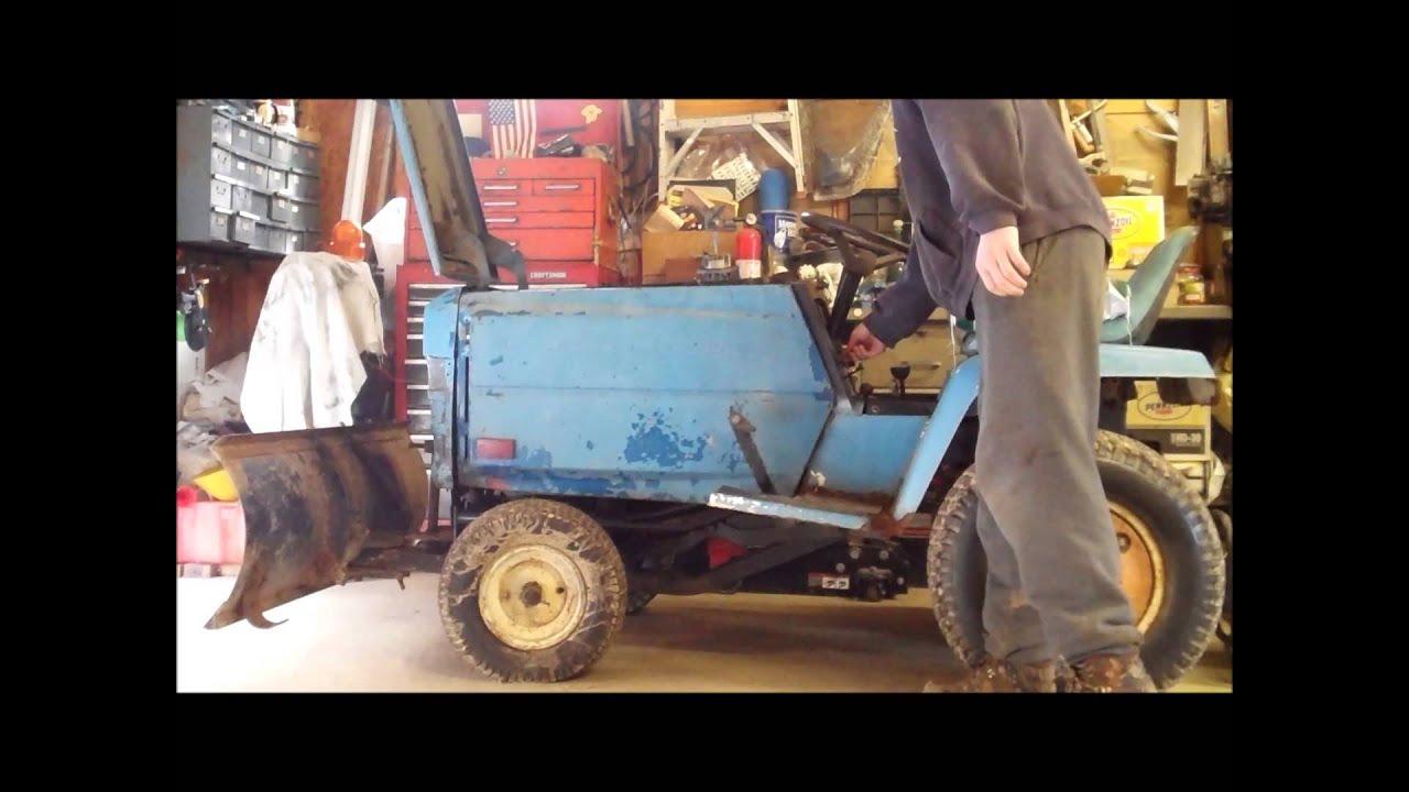 ford lgt 120 lawn tractor ford lawn tractors ford lawn tractors tractorhd mobi [ 1280 x 720 Pixel ]