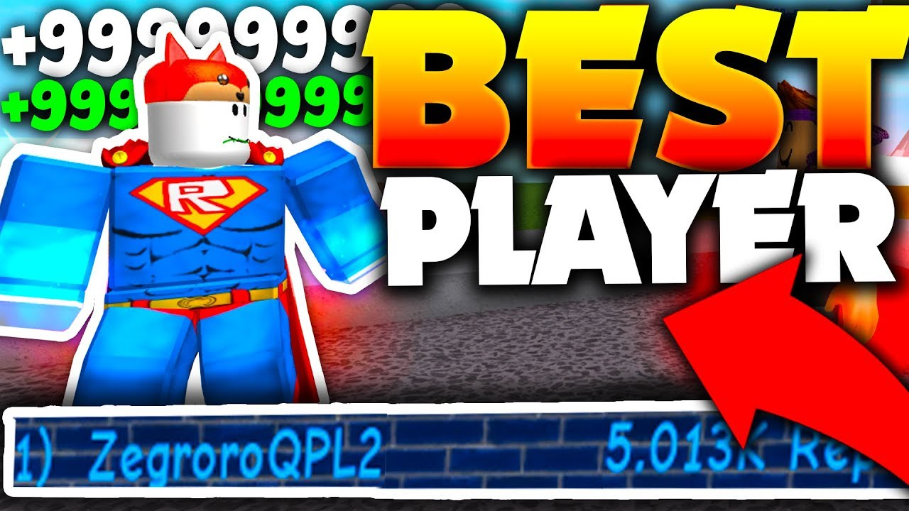 WORLDS BEST PLAYER SHARES SECRET TIPS & GLITCH!! - Roblox Super